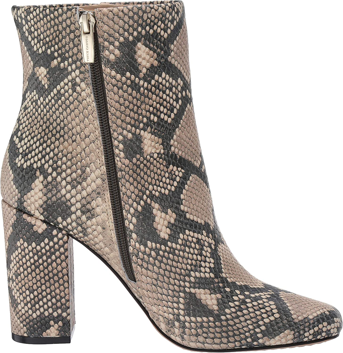Vince Camuto Women's Dannia Fashion Boot Natural 07