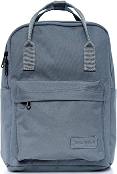 Black Lily /& Drew Nylon Mini Casual Travel Daypack Backpack Purse