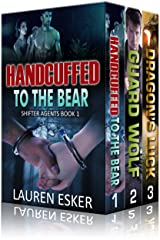 Shifter Agents Boxed Set #1 Kindle Edition
