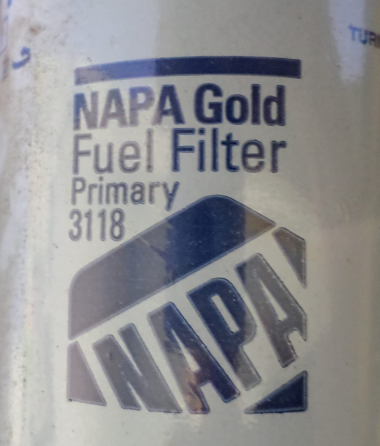 Napa Gold Fuel Filter 3118