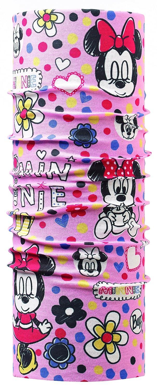 Buff pañuelo Multifuncional para niños Minnie Original Tikus Talla:Talla única 111116