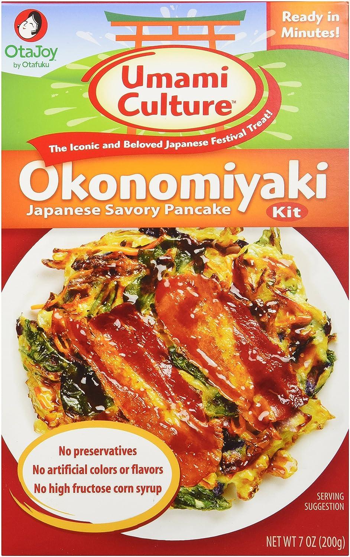 OtaJoy Umami Culture Okonomiyaki Pancake Mix, 7 Ounce