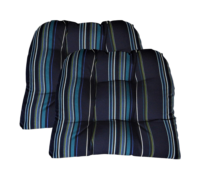 Amazon.com: Sunbrella Stanton Lagoon 2 piezas Juego de ...