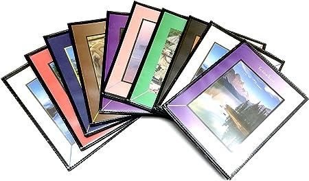 RACCOGLITORE FOTOGRAFICO ALBUM PORTAFOTO PERSONALIZZABILE per 40 FOTO 10x15 cm