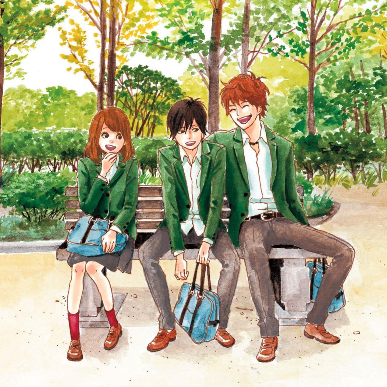Orange 成瀬翔 高宮菜穂 須和弘人 Ipad壁紙 画像54281 スマポ
