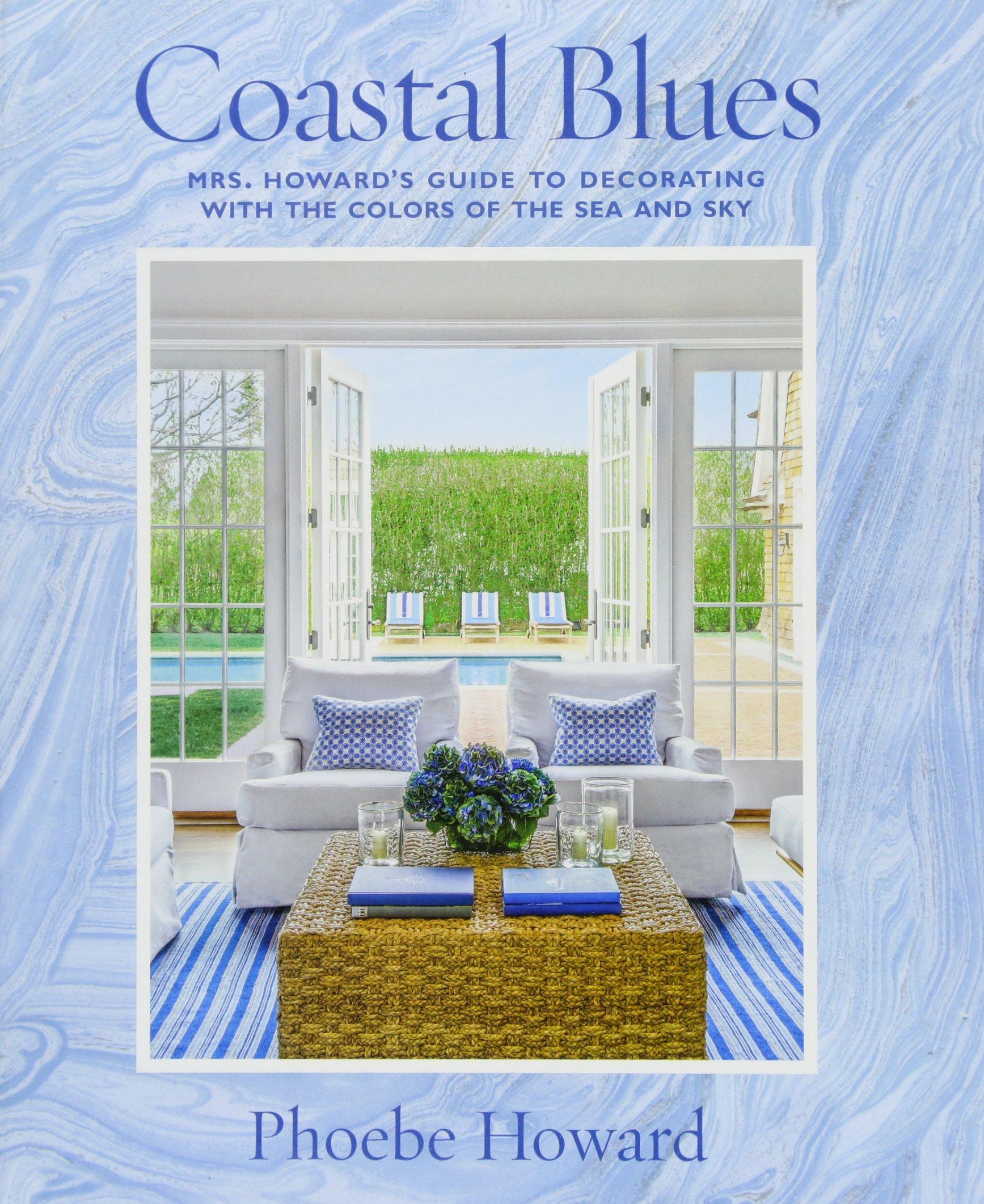 Coastal Blues Howards Decorating Colors