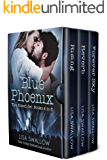 Blue Phoenix Box Set: A British Rock Star Romance: Box Set (Books 4 - 6)