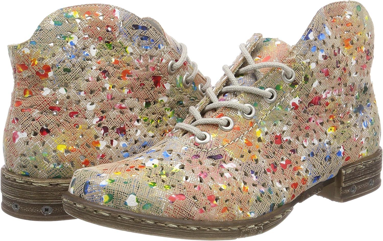 Rieker Damen M1835 Desert Boots: : Schuhe & Handtaschen Bv0yr