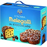 Colomba De Chocolate Melegatti, Sin Frutas Confitadas, Con Chips De Chocolate Amargo,…