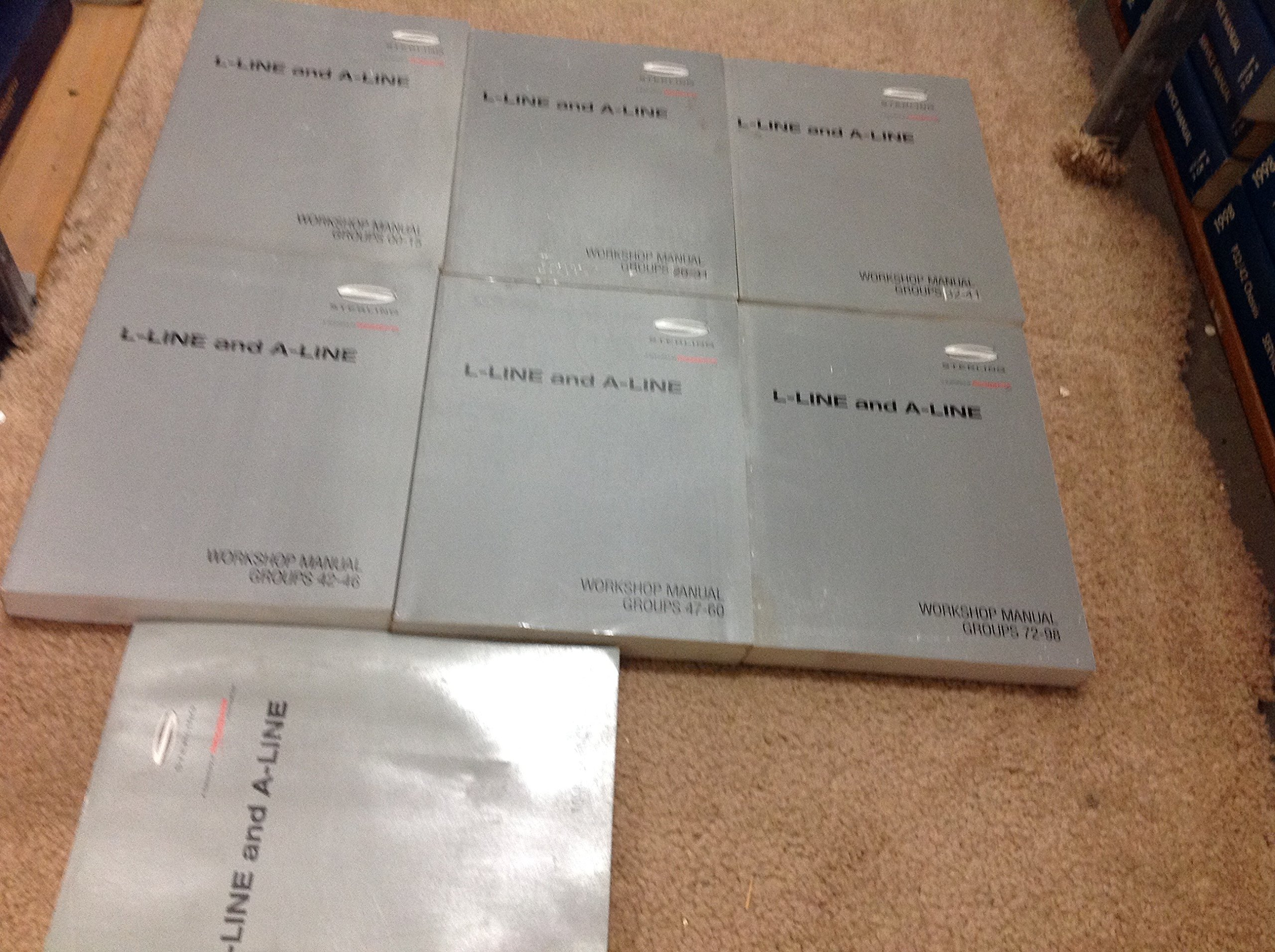 freightliner shop manual