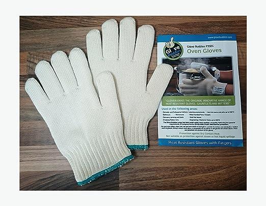 Guante Buddies Profesional Protect 350 °C (640 °F) resistente al ...