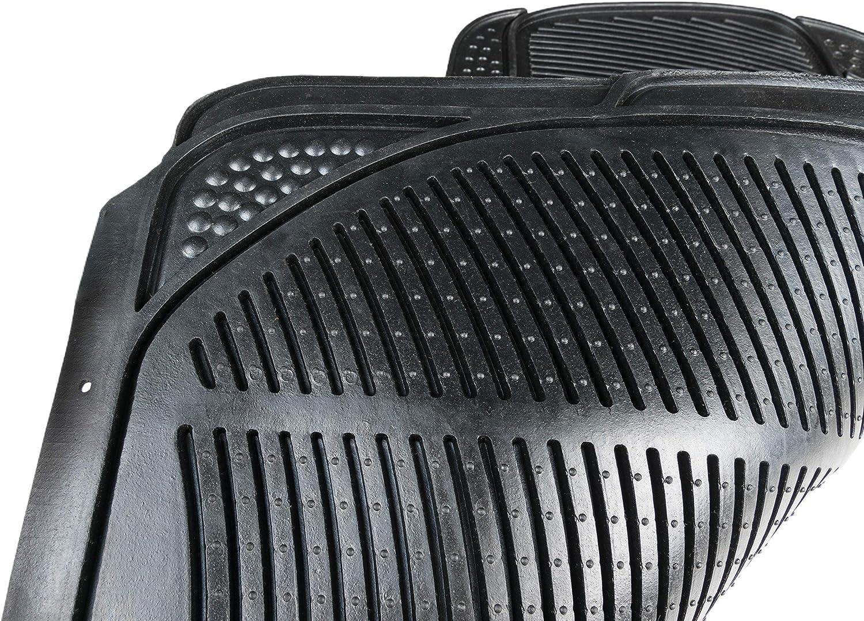 rmg-Distribution Tapis Auto pour MUSA Version 2007-2012 Tapis r/ésistants fabriqu/és en Caoutchouc inodore avec pr/éd/écoupes pour sadapter /à Toutes Les Versions Auto R14S0389