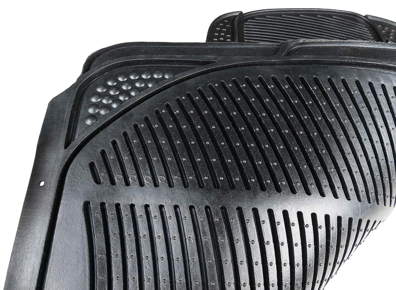 2010 - in Poi rmg-distribuzione Tappeti Auto per Spark Versione tappetini Resistenti Realizzati in Gomma inodore con pretagli per Adattarsi a Tutti Le Versioni Auto R14S0090