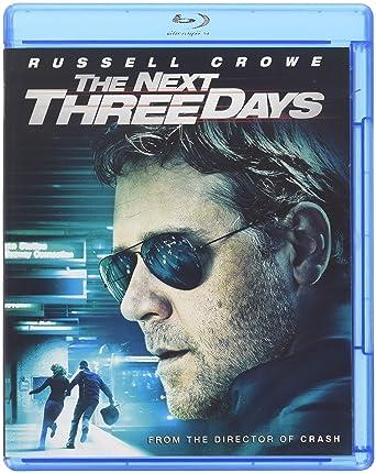 Amazon.com: The Next Three Days [Blu-ray]: Liam Neeson, Russell Crowe, Paul  Haggis: Movies & TV