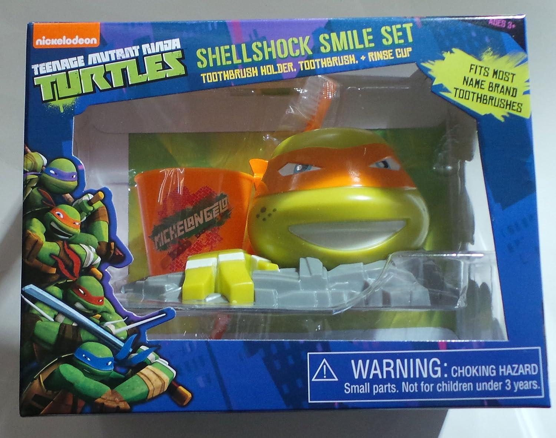 Nickelodeon Teenage Mutant Ninja Turtles Shellshock Smile ...
