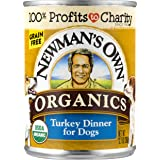 Newman'S Own Organics Turkey Dinner For Dogs