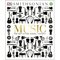 Image for Music: The Definitive Visual History (Dk Smithsonian)