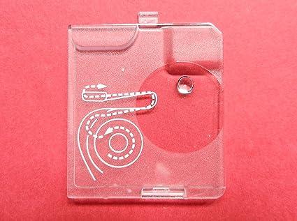 Tapa protectora de bobinas para máquina de coser Pfaff Ambition 1,0/