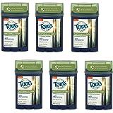 Tom's of Maine Women's Natural Powder Antiperspirant Stick Deodorant