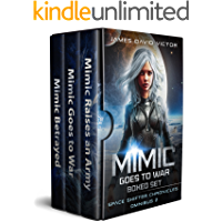 Mimic Goes to War Boxed Set (Space Shifter Chronicles Omnibus Book 2)