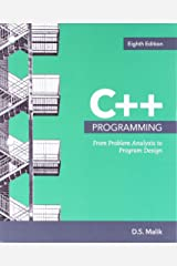 Bundle: C++ Programming:  From Problem Analysis to Program Design, Loose-leaf Version, 8th + MindTap Computer Science, 1 term (6 months) Printed Access Card Product Bundle