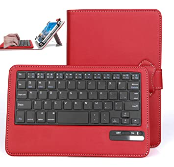 Amazon.com: IVSO Asus ZenPad S 8.0 Teclado Bluetooth Teclado ...