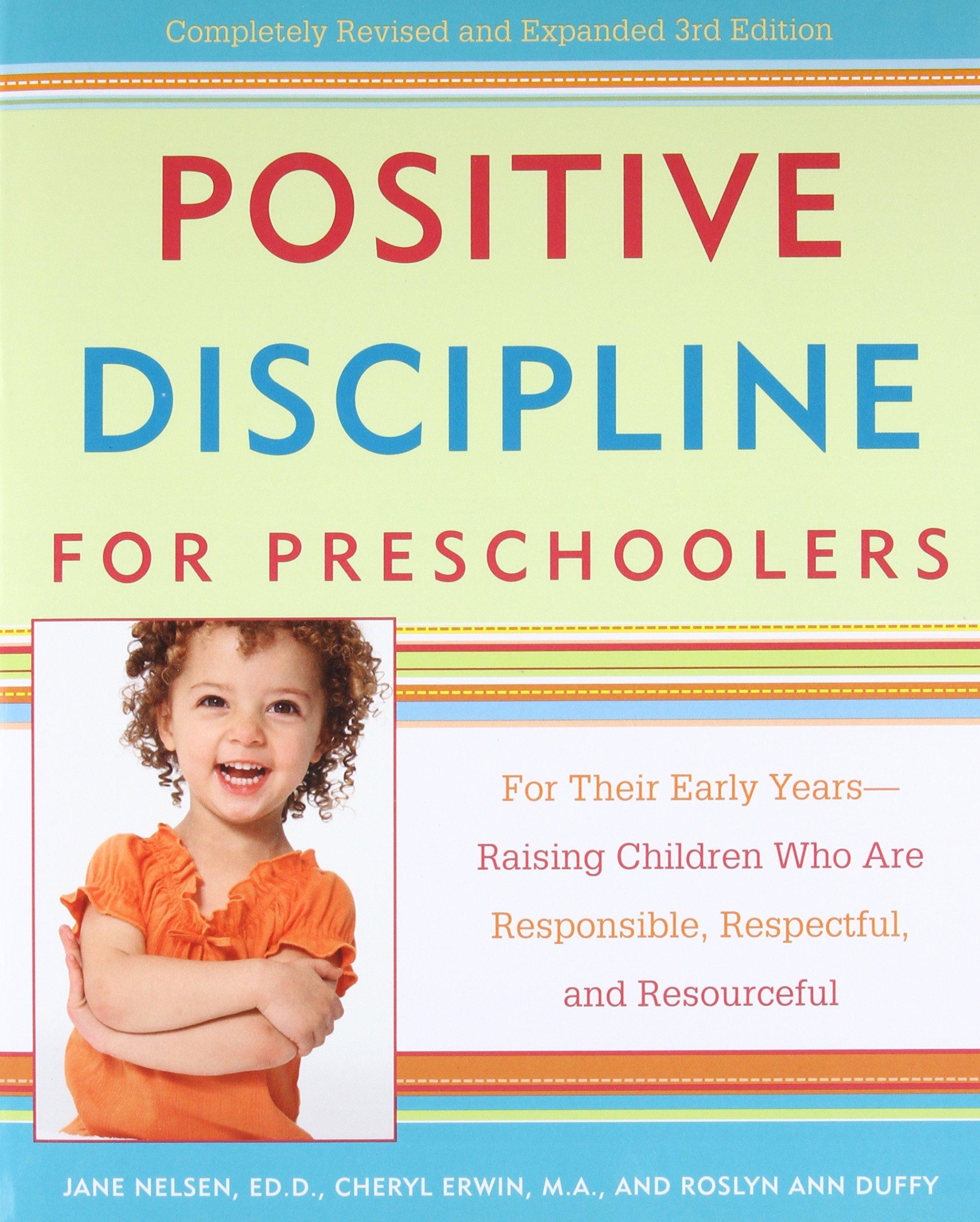 Positive Discipline Preschoolers Years Raising Responsible product image