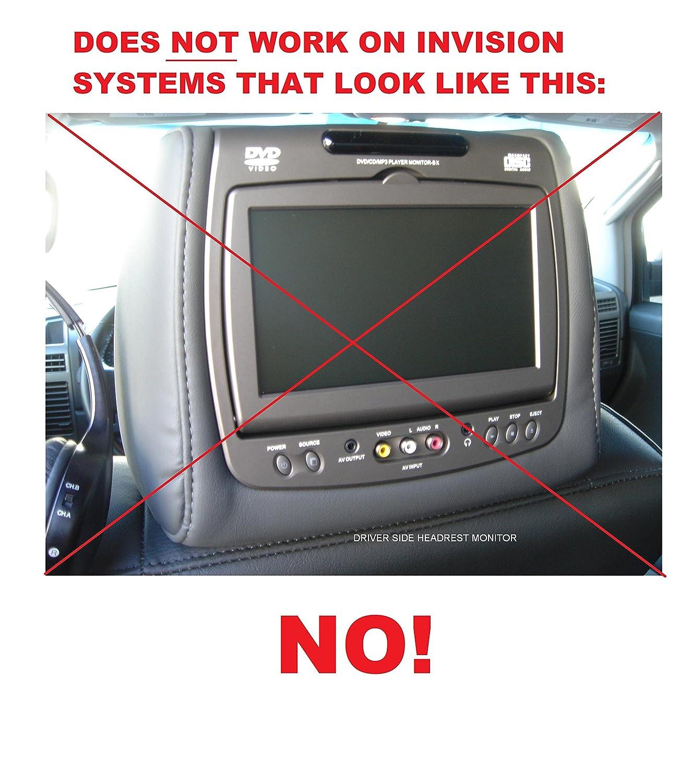 General Motors DVD Remote Gm Part Number 20929305 updates part 15190411