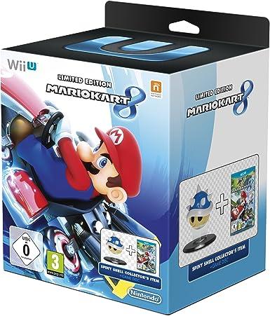 Mario Kart 8 - Edición Especial Limitada: Amazon.es: Videojuegos