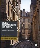 Rues historiques de Paris