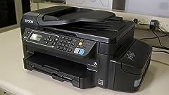 Amazon.com: Impresora inalámbrico con fax Epson ...