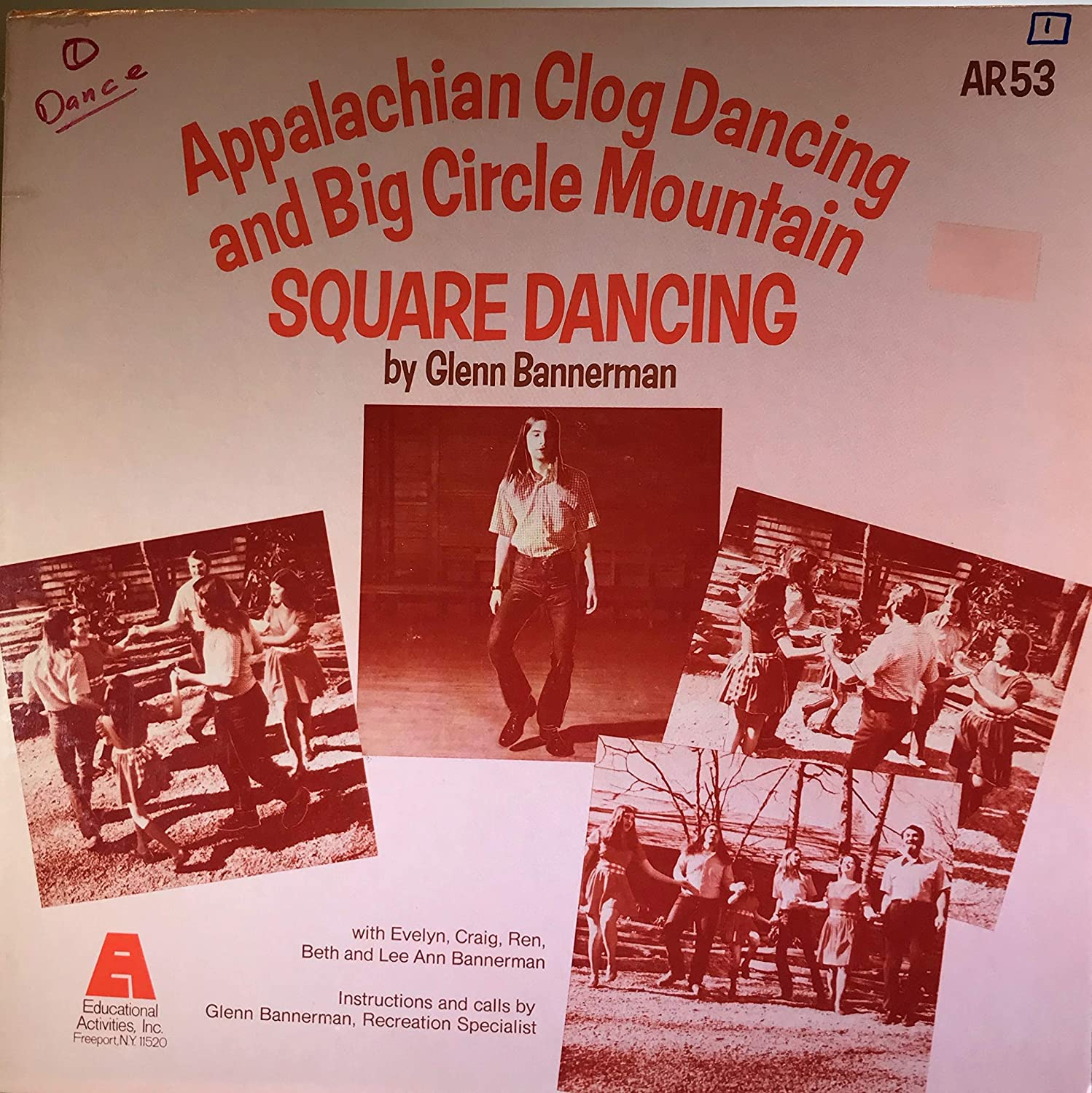 Appalachian specialty shop Clog Dancing Selling and Mountain Big Circle Square
