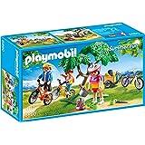Playmobil Campamento de Verano Biking Trip Playset, Miscelanea 6890