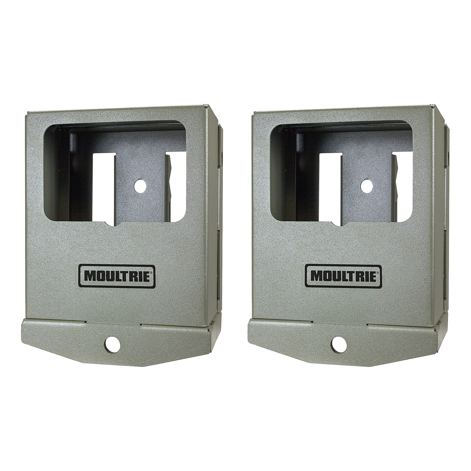 Moultrie S Series 2017 Model Game Camera Security Case Box, 2 Pack | MCA-13188