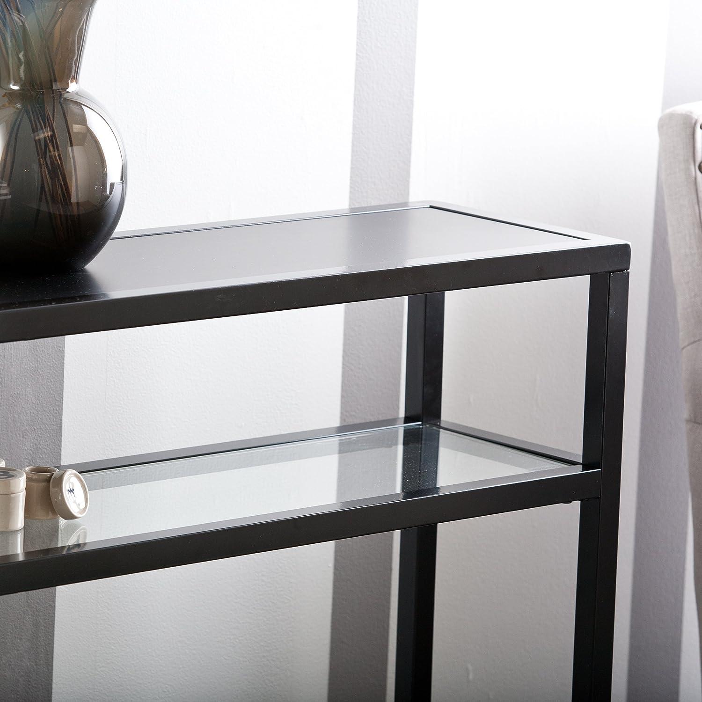 Amazon Holly & Martin Baldrick Glass Media Console Table