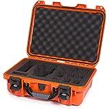 Nanuk DJI Drone Waterproof Hard Case with Custom Foam Insert for DJI Mavic - 920-MAV3 Orange