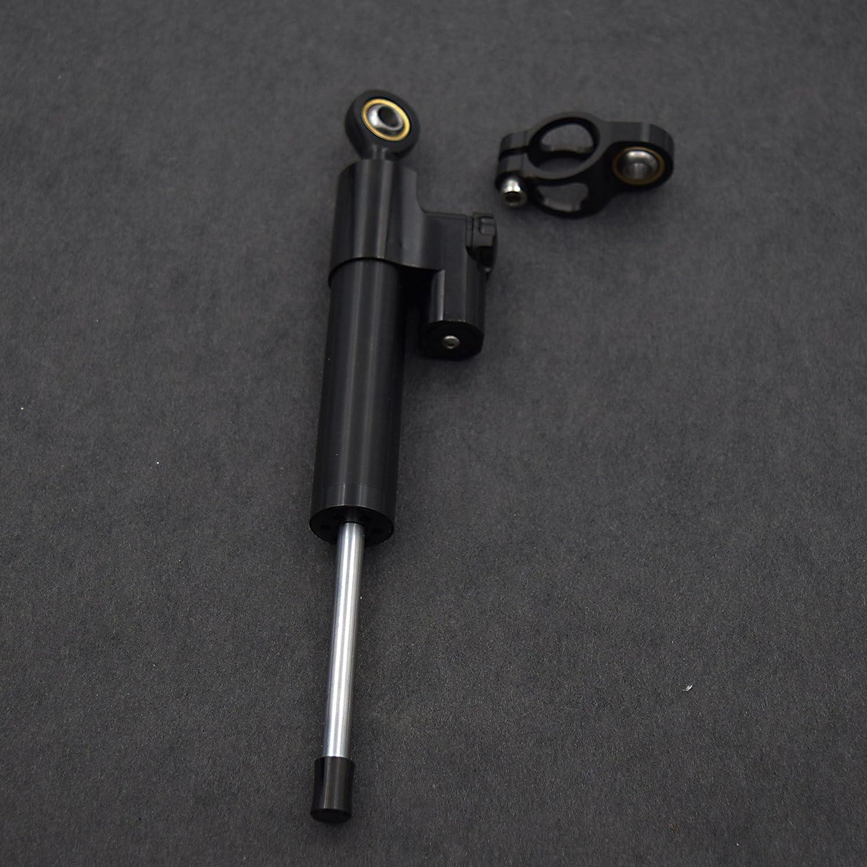 Kit de montaje de estabilizadores y amortiguaci/ón contra vibraciones 696 negro
