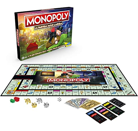 Monopoly ACDC: Amazon.es: Juguetes y juegos