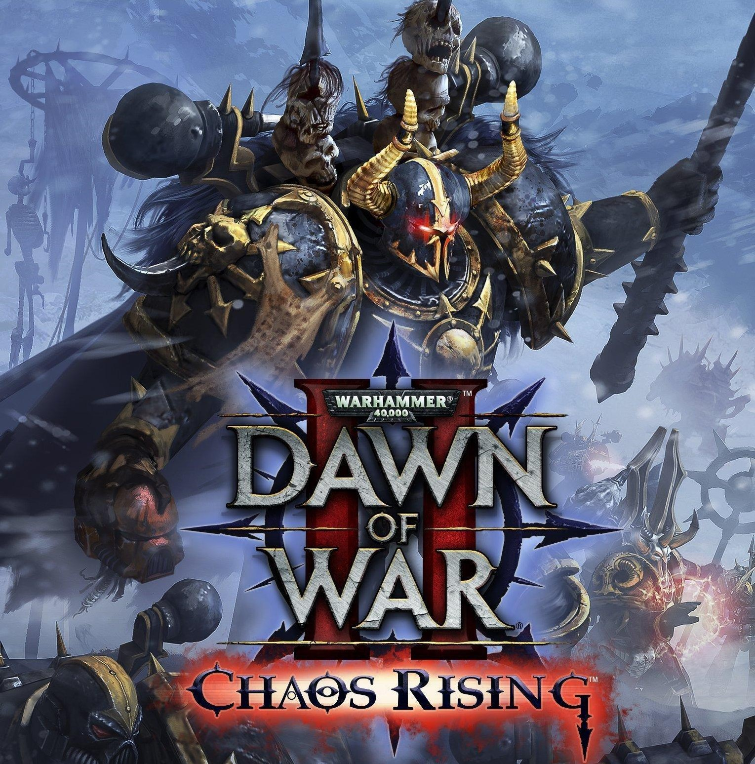 Warhammer 40,000 : Dawn of War II - Chaos Rising [Online Game Code]