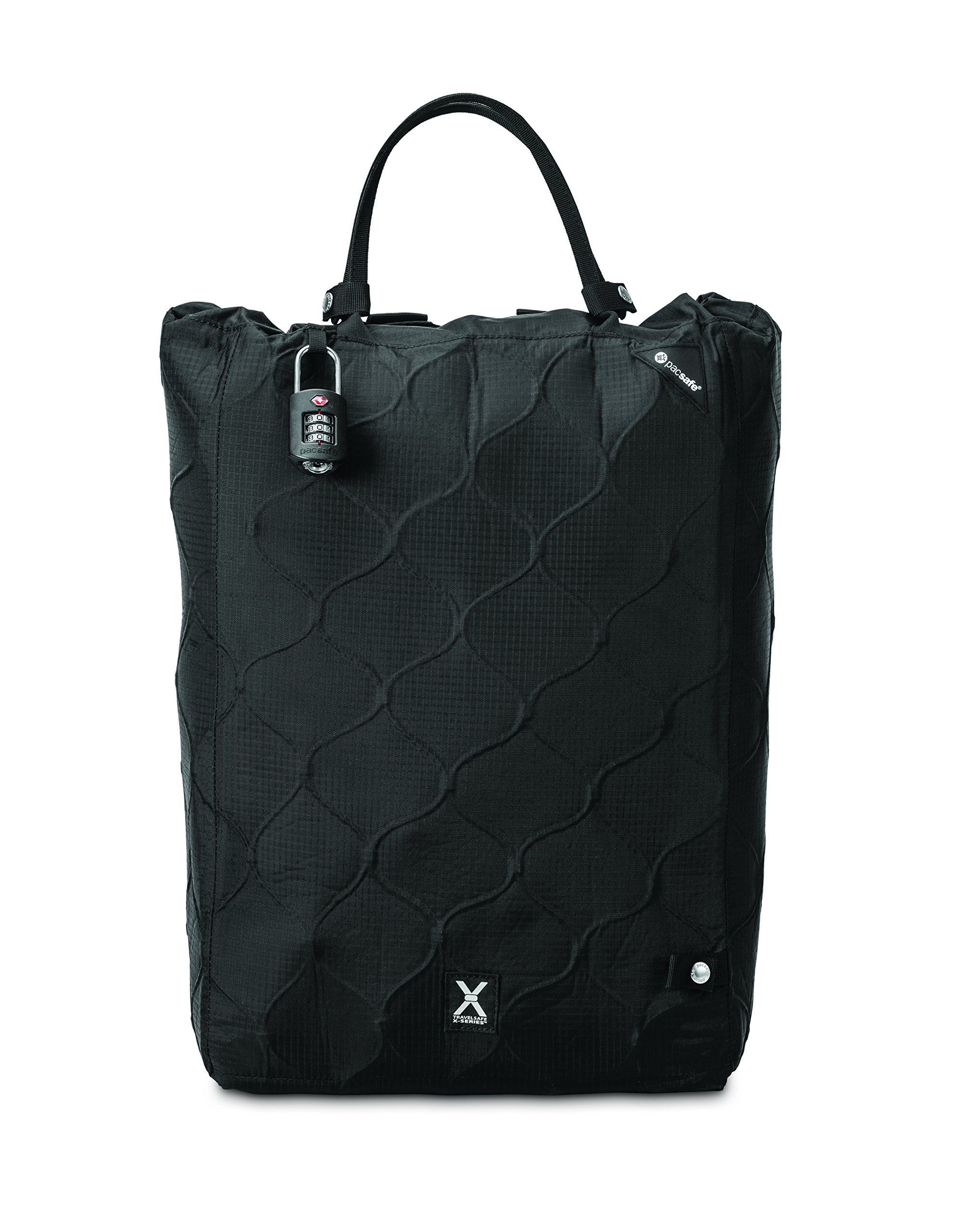 Pacsafe Travelsafe X25 Anti-Theft Portable Safe, Black by Pacsafe (Image #2)