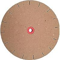 """Ruedas de papel con–8""""punta plana de repuesto rueda"""