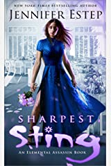 Sharpest Sting: An Elemental Assassin Book Kindle Edition
