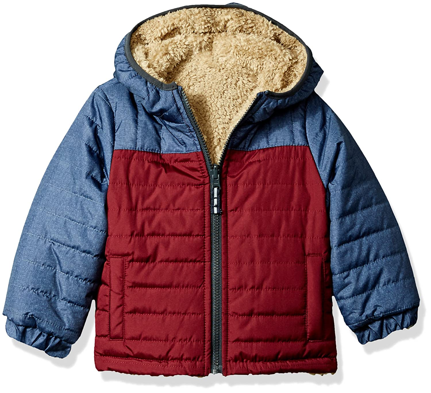 London Fog Boys' Favorite Reversible Jacket