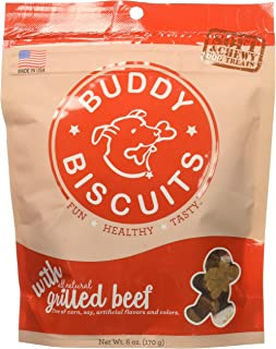 product image for Buddy Biscuits Grilled Beef Flavor 6 Oz
