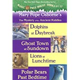 Magic Tree House Books 9-12 Ebook Collection: Mystery of the Anicent Riddles (Magic Tree House (R) 3)