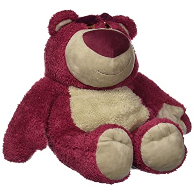 Disney / Pixar Toy Story 3 Exclusive 15 Inch Deluxe Plush Figure Lotso Lots O Huggin Bear: Toys & Games