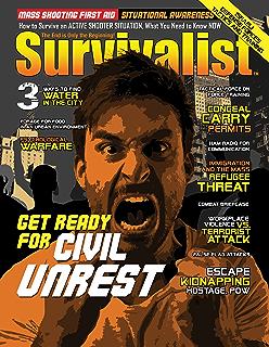Survivalist Magazine Issue #11 - Real Self Defense