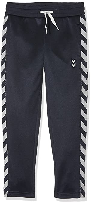 Hummel pantalones Joven largo - Junior V Grand Pants - Pantalones de fitness  en azul - Pantalones de deporte Sweat - Pantalones de ajuste normal -  Fútbol ... 7e2879f42a734