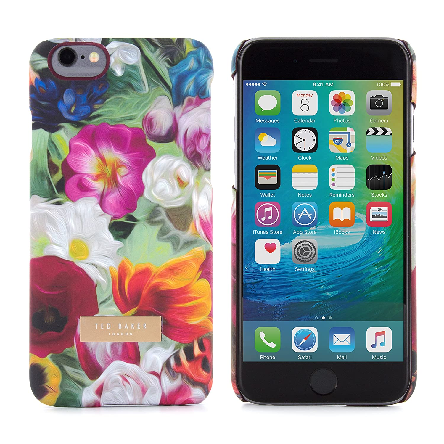 outlet store d564e f2e76 Ted Baker Cell Phone Case for iPhone 6/6S - Retail Packaging - Multi