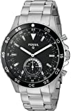 Fossil Hybrid Smartwatch - Q Crewmaster Stainless Steel